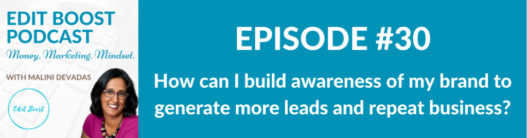 How to build brand awareness and generate leads
